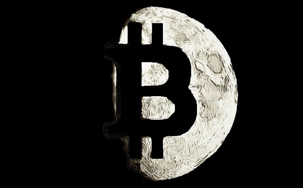 moon BTC bitcoin