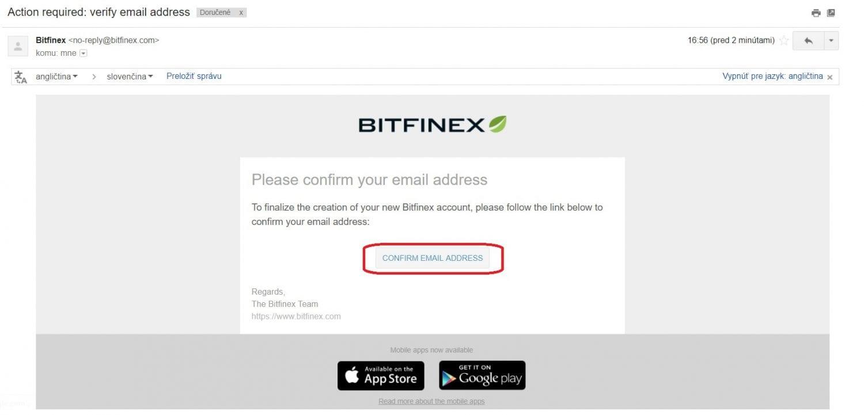 Bitfinex, Ako používať burzu Bitfinex [TUTORIAL] (1.diel)