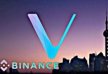 binance vechain-logo