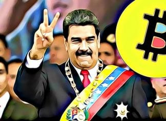 venezuela bitcoin ath bolivar maduro