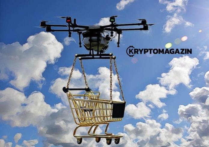 Uber, Budúcnosť je tu – Uber drony vám budú nosiť jedlo až domov!