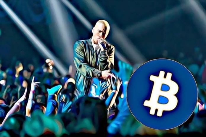 eminem bitcoin