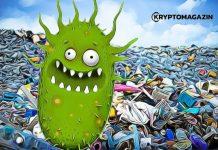 bacteria plastics