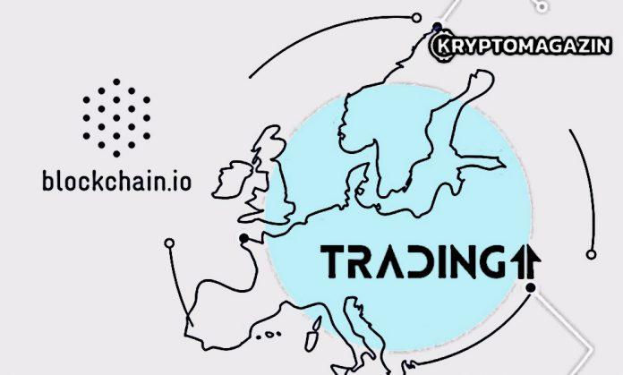 Blockchain.io, ICO Blockchain.io (BCIO) – Nová burza určená pre európsky trh