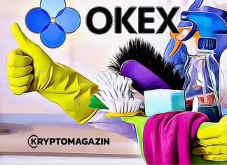 cleaning okex