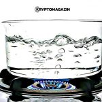 voda bitcoin vrie hrniec