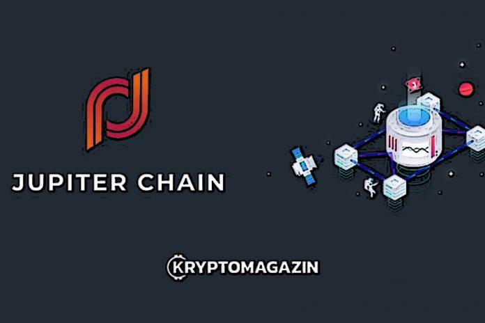 Jupiter, ICO Jupiter Chain (JUPT) – Deloitte stavil na blockchain Jupiter