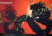 Čína Bitcoin