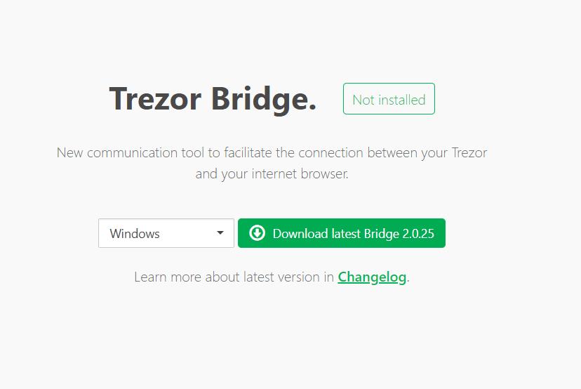 trezor T, [NÁVOD] Trezor T setup – Ako aktivovať váš nový Trezor T