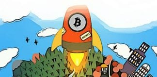 Bitcoin-raketa