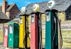 pumpa palivo rast