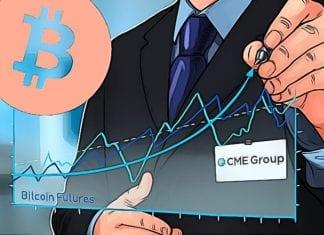 cme group bitcoin futures