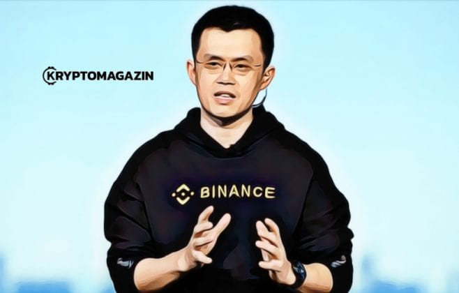 zhao changpeng binance