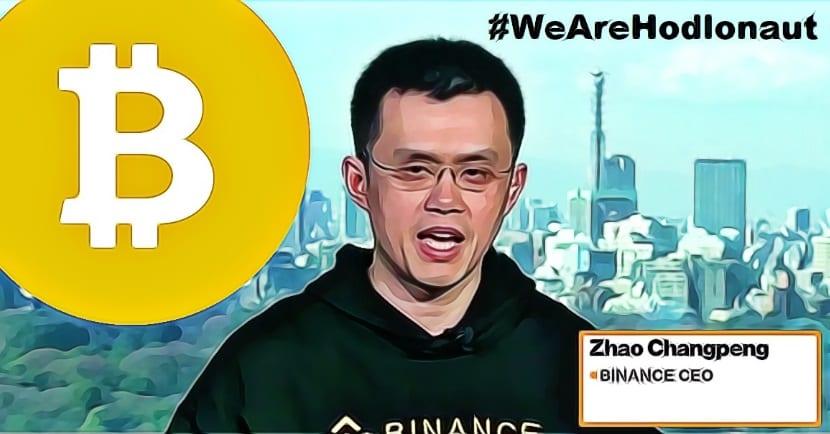 changpeng zhao bitcoin sv
