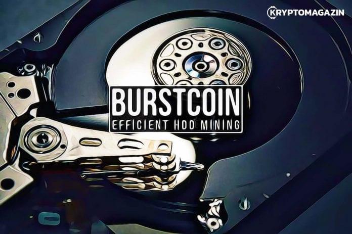 burstcoin burst