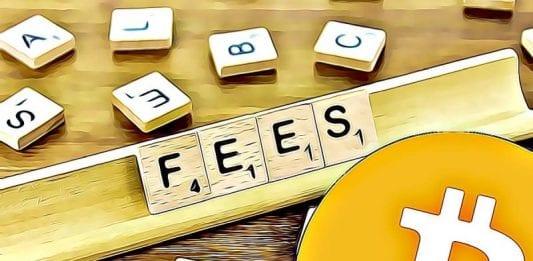 bitcoin fees poplatky
