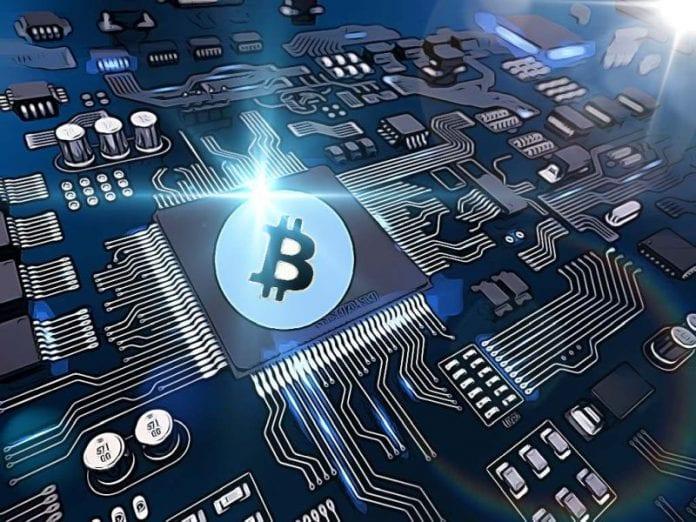bitcoin mining asic miner