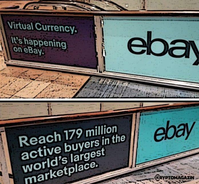 ebay kryptomeny