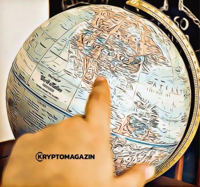 globe-globus-zem-mapa