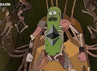 pickle rick ethereum rast