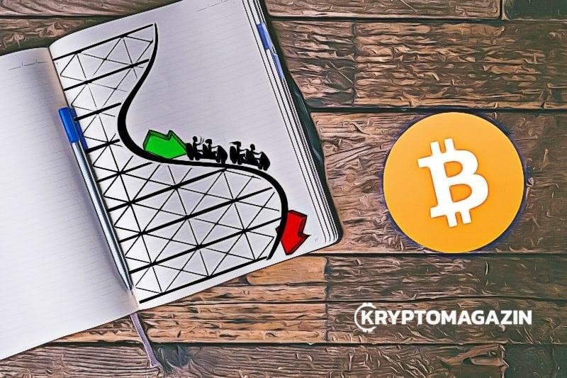 Bitcoin, trading, dennik