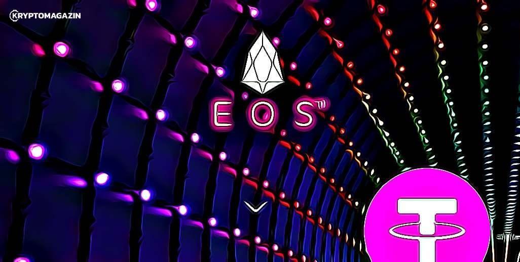 , [NÁZOR] Prečo Tether vytvára USDT token na EOS blockchaine?