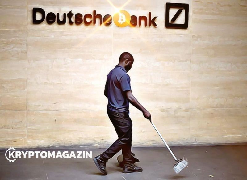 deutsche bank, bitcoin, banka