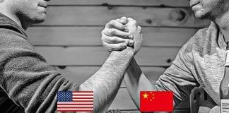 Čína, Amerika, Trade war, obchodná vojna, bitcoin, jüan