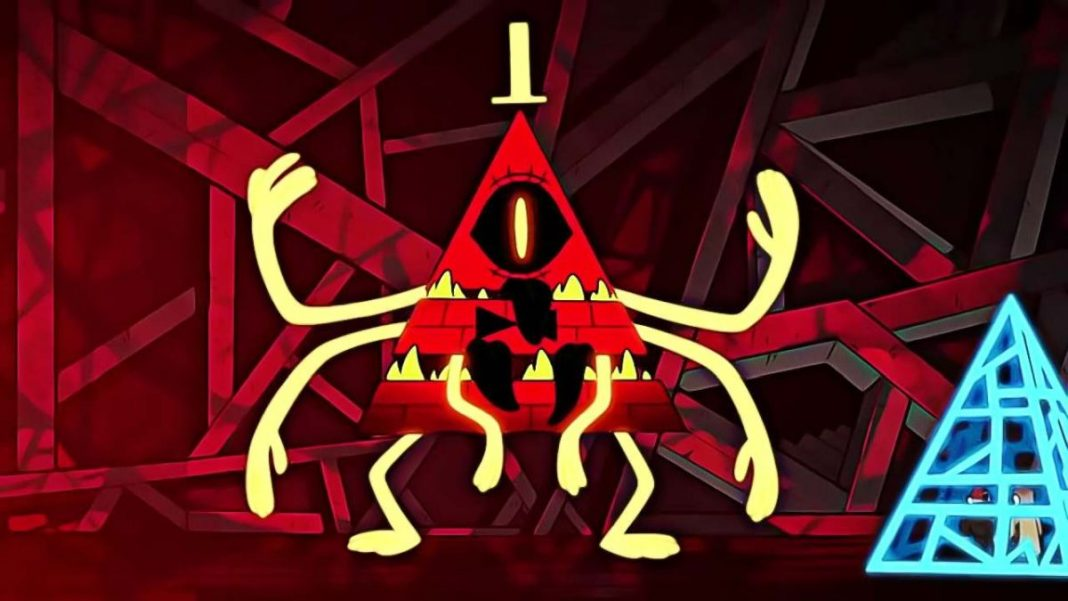 Ethereum evil bill cypher gravity falls red angry