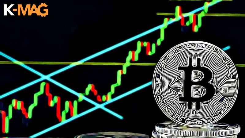 bitcoin analyza stupajuci kanal prehlad trhu kmag