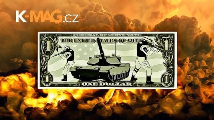 měnové války currency war válka