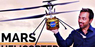 červená planéta Mars