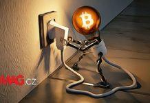 power hashrate Bitcoin BTC cena trh