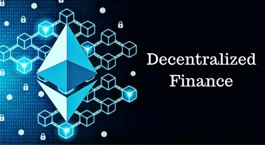 ethereum defi decentralizovane financie fintech analyza