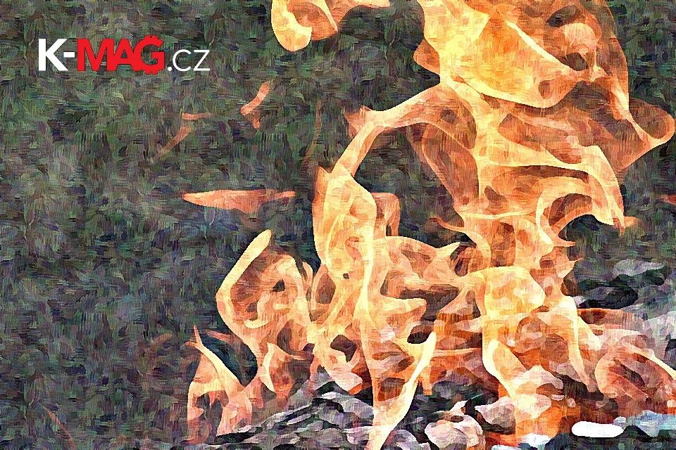 Austrália požiar