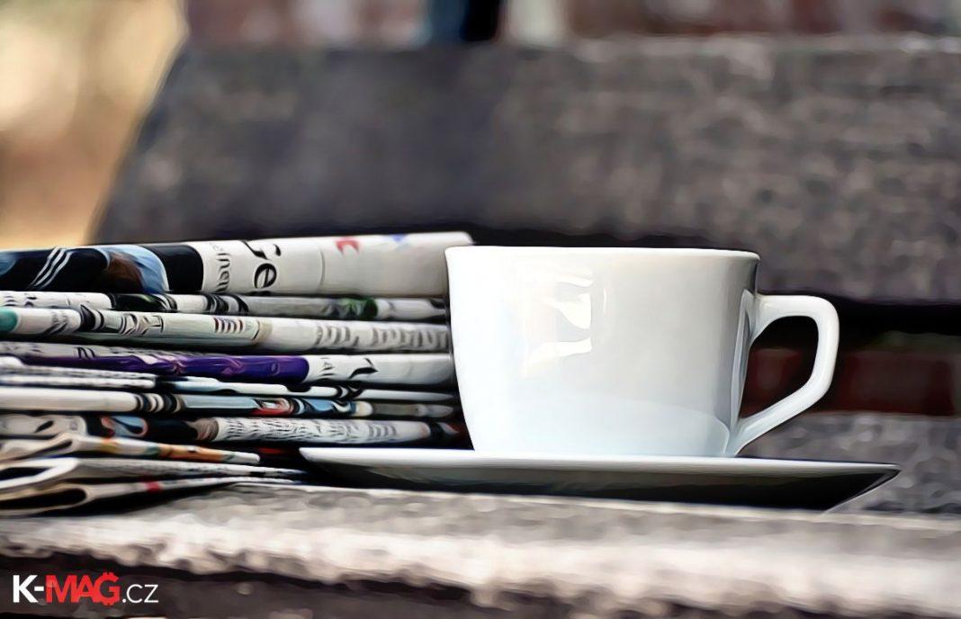správy, news, newspaper