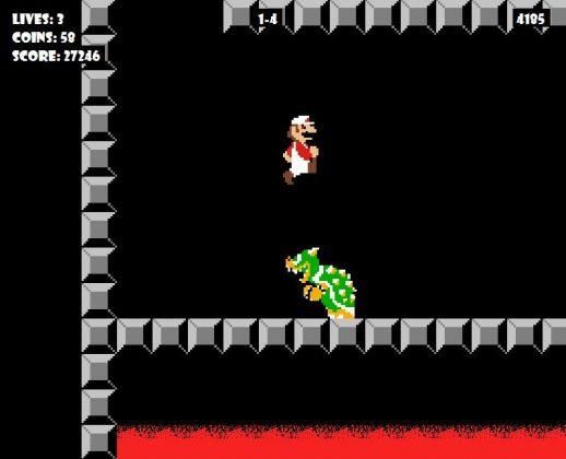 Super Mario Samuel