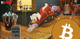 21 miliónov scrooge mcduck bitcoin