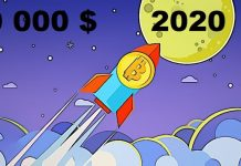 Bitcoin moon 2020 raketa 90 000 $