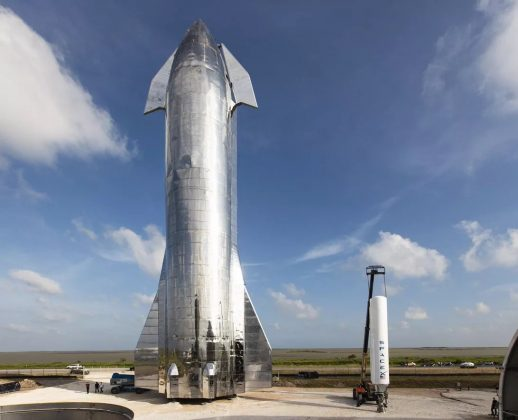 spacex starship falcon 1