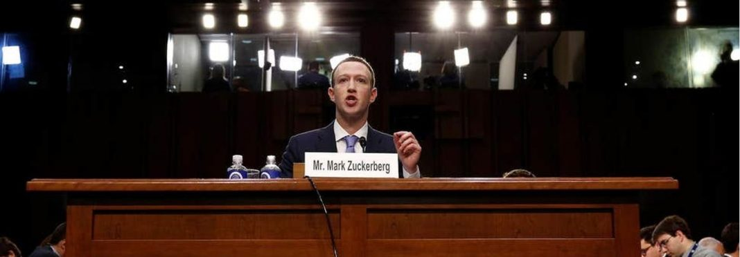 mark zuckerberg americky kongres libra