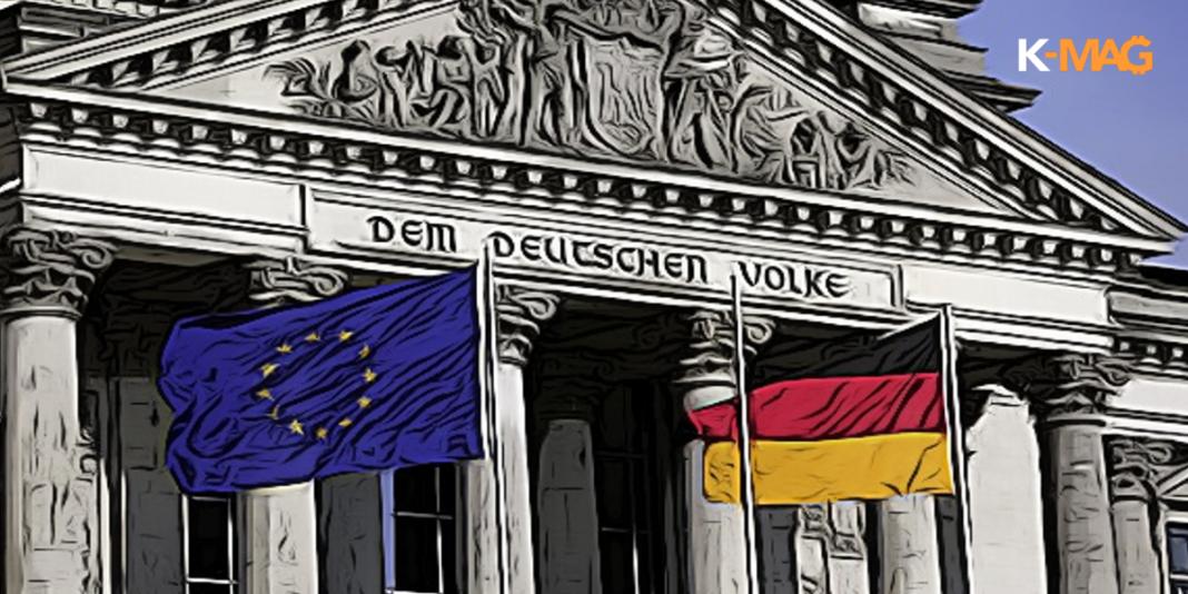kryptomeny – banka – Nemecko – zákon