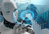 AI umelá inteligencia roboty