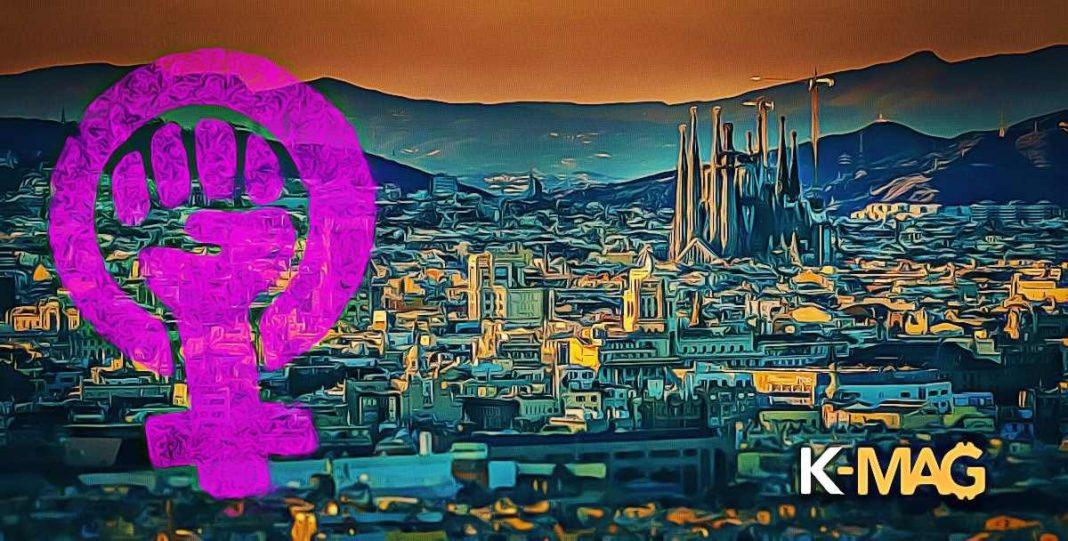 barcelona, mesto, urbanizmus,