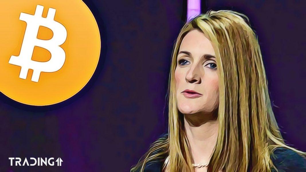 Kelly Loefler bakktus senator bitcoin futures trading platform