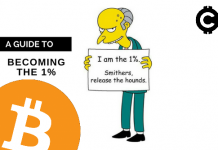 bitcoin 1 percent rich