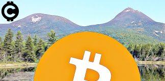 Bitcoin double top
