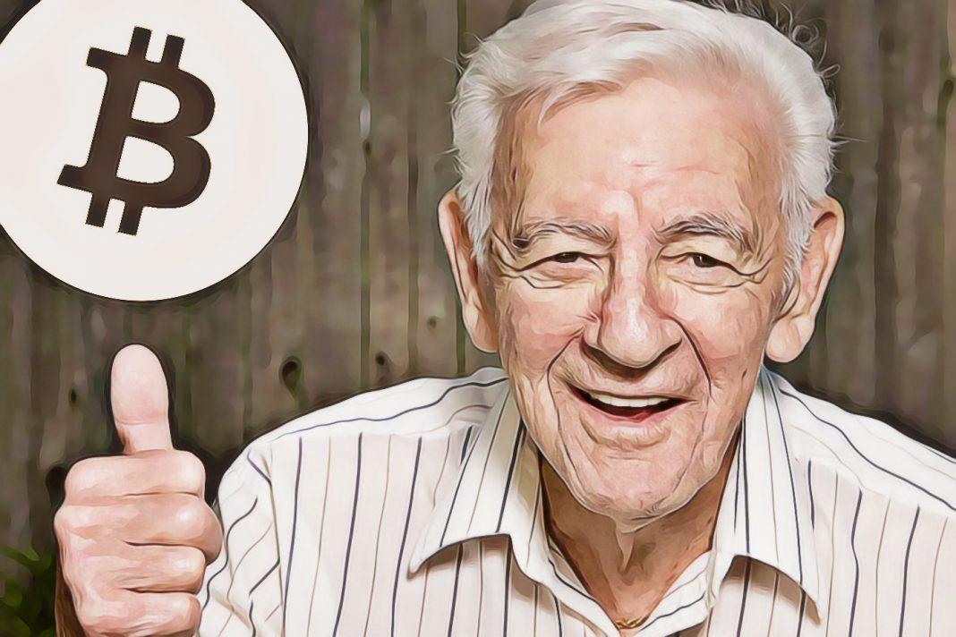 bitcoin stary clovek sporennie na dochodok