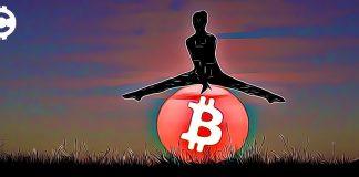 bitcoin prepad dole hore skok