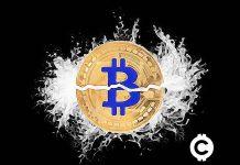 správy bitcoin dolu